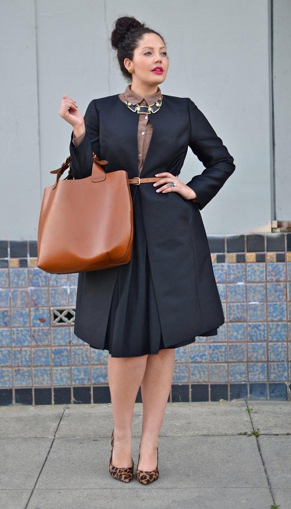 quel est le meilleur type de robe pour les femmes grandes tailles ?