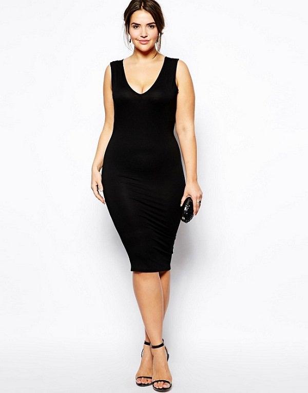 conseils d'habillage et idées pour les femmes grandes tailles